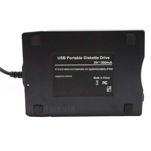 para notebook drive disquete