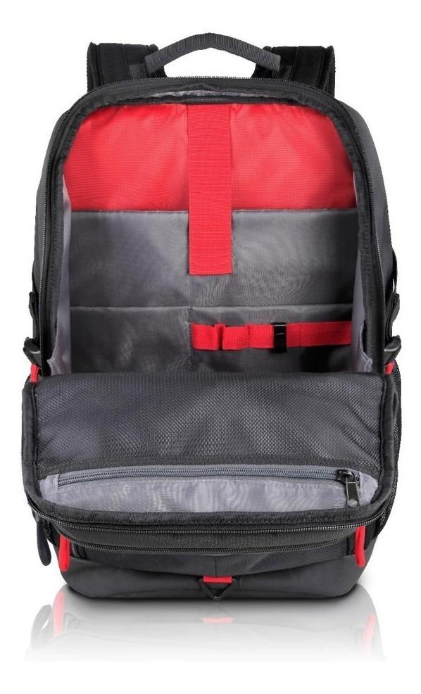 886651ff2bc9 Mochila Para Notebook Dell Gaming 15,6 Preto E Vermelho