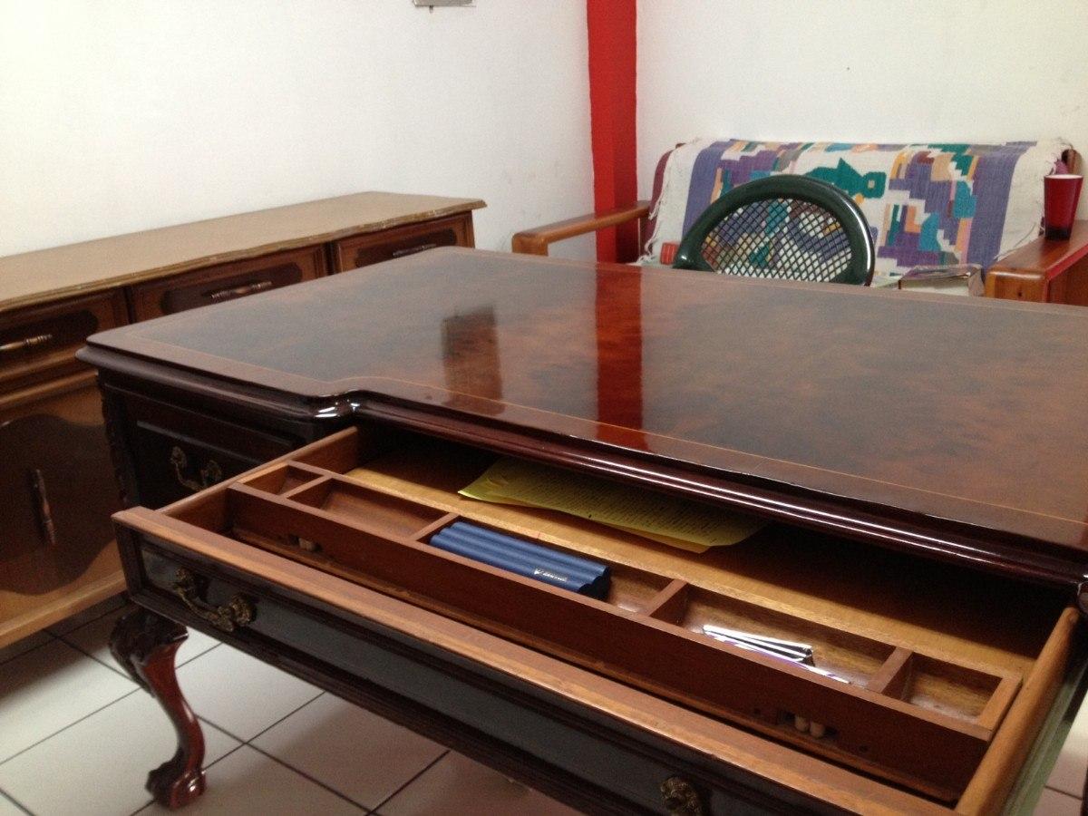 Escritorio Antiguo Para Oficina Bellisimo 28 000 00 En Mercado  # Culiacan Muebles Oficina