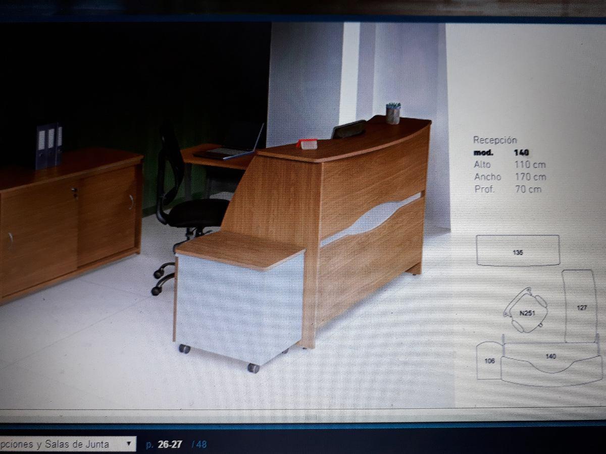 Recepcion Muebles Para Oficina Linea Italia 6 950 00 En  # Muebles Tulancingo