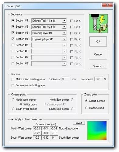 Software Para Generar Full Código G Para Cnc Pcb Coppercam - $ 650,00