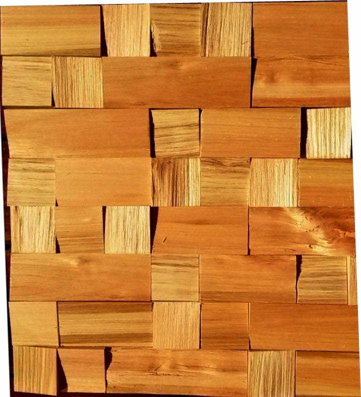 Madera para la pared trendy texturas y de la coleccin for Paneles madera paredes interiores