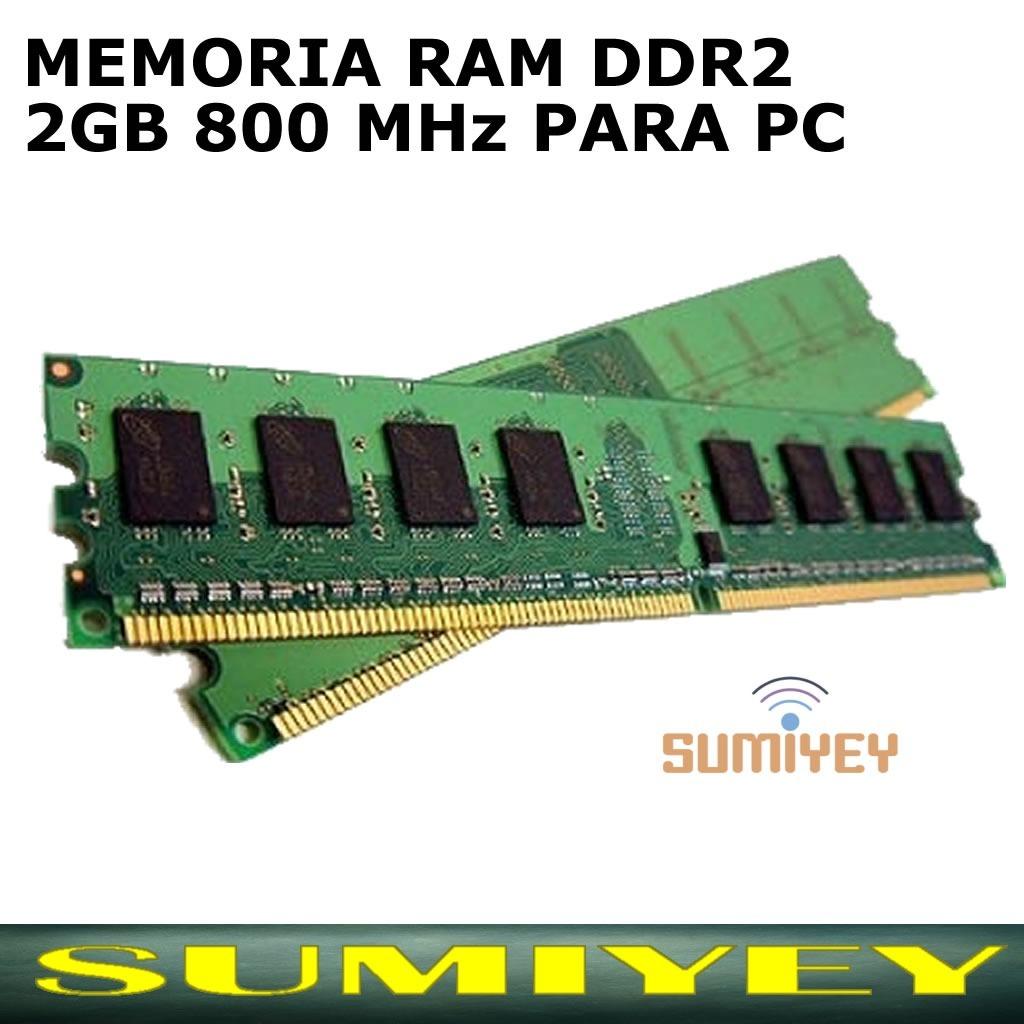 Para Pc Ddr2 800 2 Gb Pc2 6400u Kingston Bs 135000 En Mercado Libre Memori 1gb 6400 Cargando Zoom