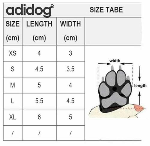 para perro botas