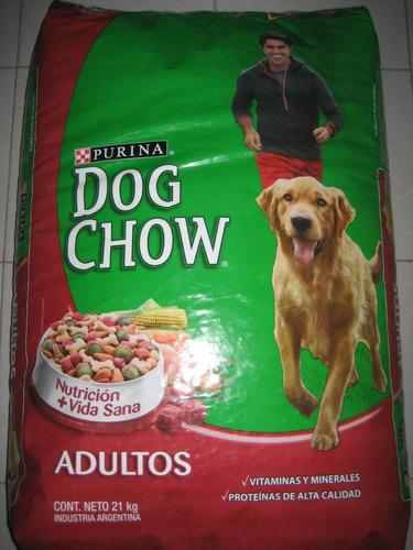 para perro. dog chow