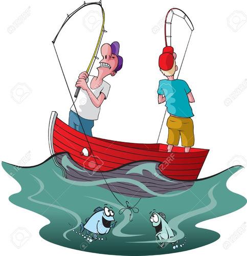para pesca cancamos