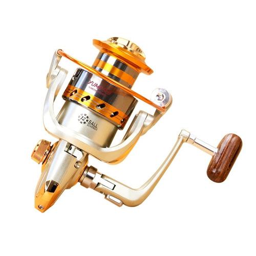 para pesca carrete yumoshi ef5000 12 rodamiento bola rocker
