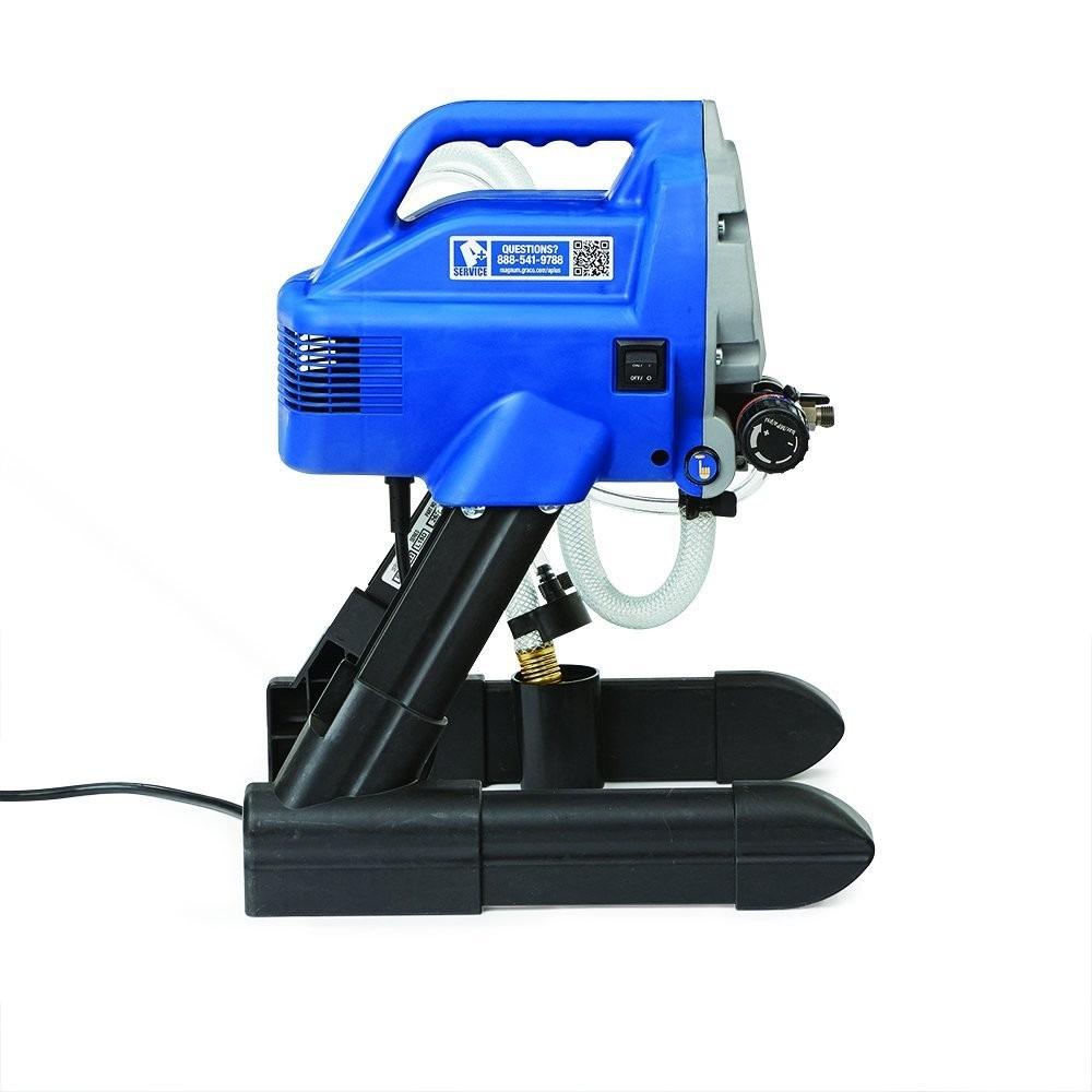 Maquina para pintar graco magnum 262800 x5 stand airless - Maquina de pintar electrica ...