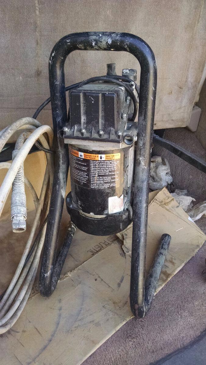 Maquina para pintar wagner sprayer profesional uso rudo - Maquina de pintar electrica ...