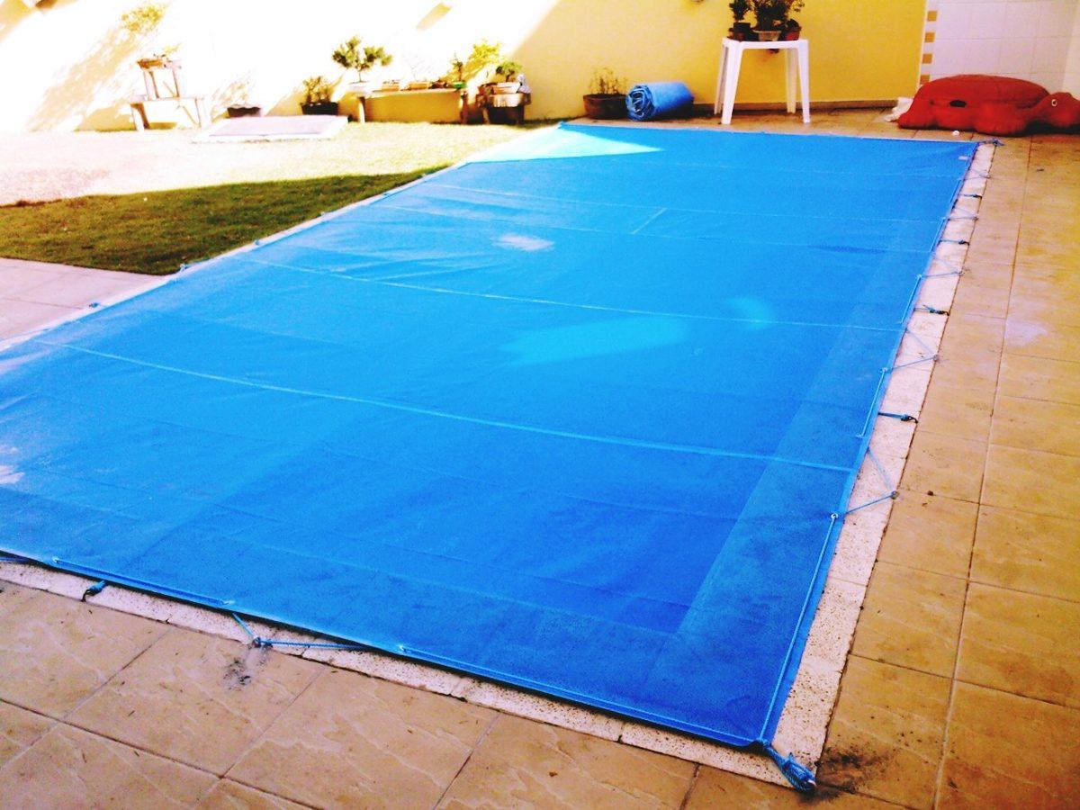 Capa tela prote o para piscina 6x3 r 379 84 em mercado for Piscinas norte