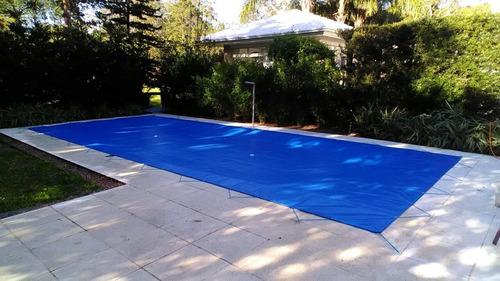 para piscina capa