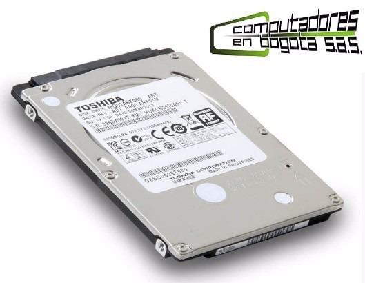 66cc84dc2ab ... 1 tera sata marca toshiba · disco duro para portátil · para portátil  disco duro