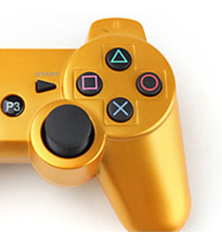 para ps3 2.4g hz controlador sin hilos juego joypad remoto g