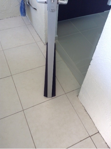 para puertas guarda polvo