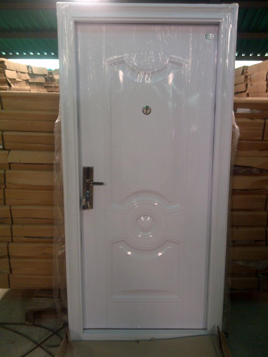 Manilla cilindro y cerradura para puertas de seguridad for Puertas seguridad