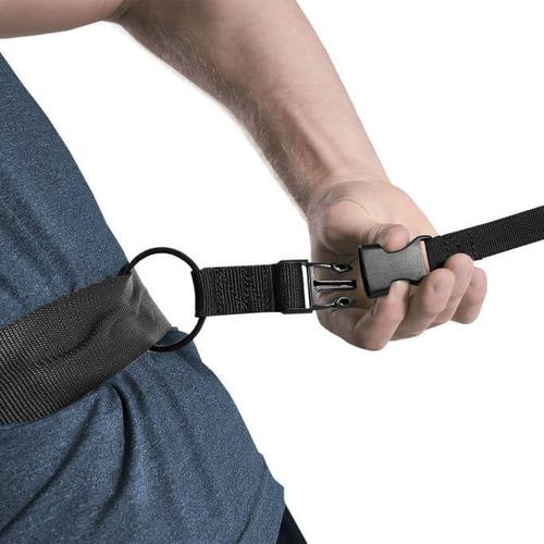para-quedas de corrida resistência física futebol paraquedas