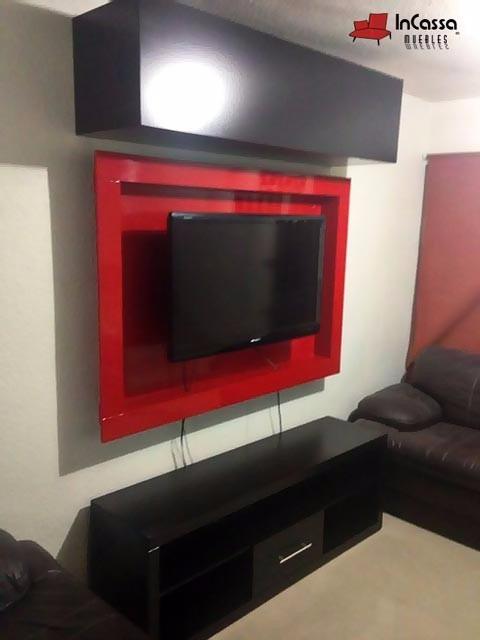 Centro De Entretenimiento Mod Tibet Muebles Tv Para Sala