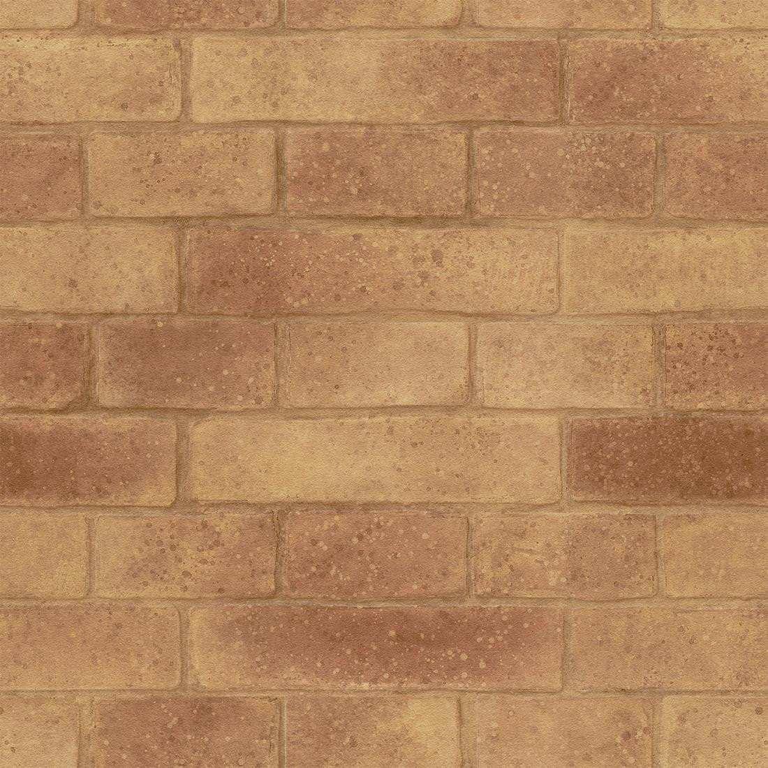 Papel de parede para sala tijolo cole o natural - Papel para paredes ...