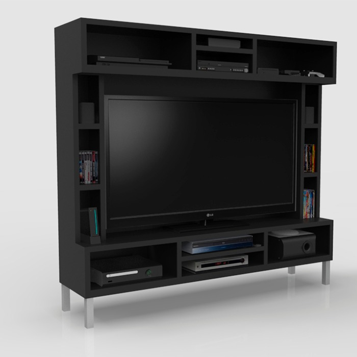 Centro Entretenimiento, Mueble Para Tv, Salas, Mobydec ... - photo#45