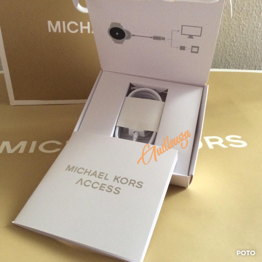1fce45b32ee Cargador Para Reloj Michael Kors Smartwatch - $ 1,199.00 en Mercado ...