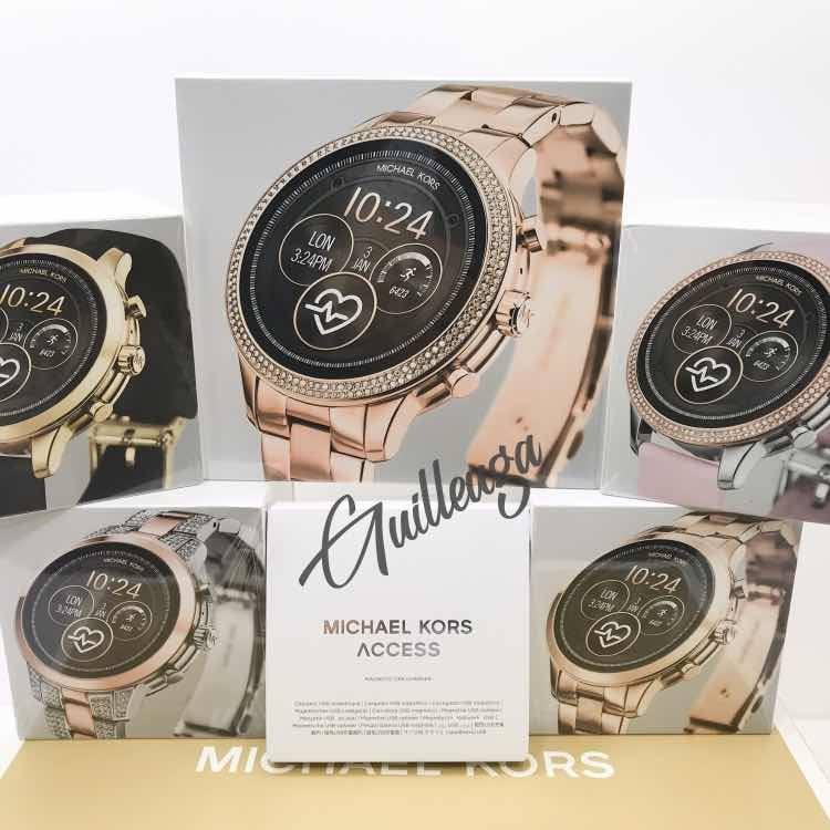 eca4f6a8194 Cargador Para Reloj Michael Kors Smartwatch Runway - $ 1,149.00 en ...