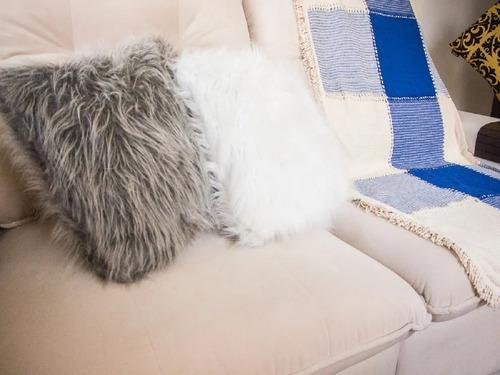 para sofá manta