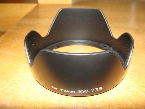 para-sol canon ew-73b +para-sol canon es-62
