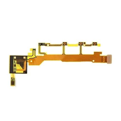 para sony repuesto flex cable boton lateral volumen mic