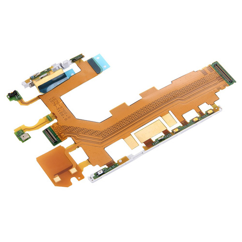 para sony repuesto flex cable placa base volumen mic 3g
