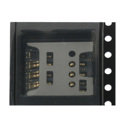 para sony repuesto flex cable sim card slot connector