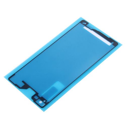 para sony repuesto lcd marco frontal carcasa adhesivo l50w