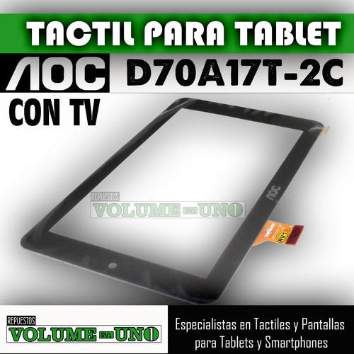 para tablet aoc