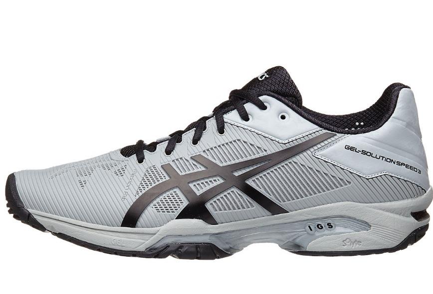 d2566f8e4cd00 para tennis frontenis asics gel solution speed 3 gris tenis. Cargando zoom.