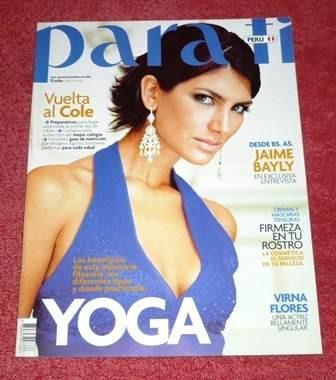 para tí 2006 cati caballero yoga virna flores rolling stones