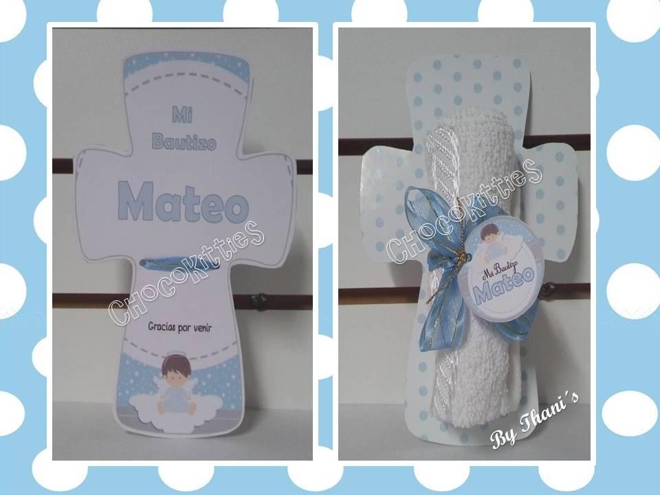 Recuerdos bolos para bautizo toalla facial economicos for Novedades para baby shower