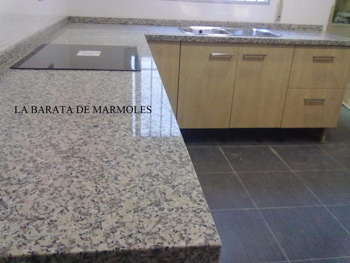 Para tu casa cubiertas para cocina o bar en granito for Cubiertas de granito precios