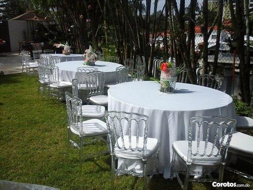 para tus fiestas tenemos carpas,sillas,mesas
