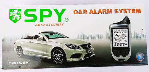 para vehículo alarma