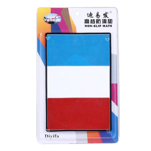 para vehiculo antideslizante car mat rectangle fra flag
