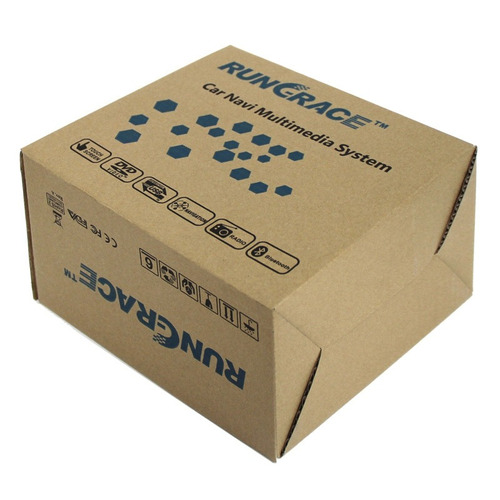 para vehiculo audio video dvd rungrace 7.0 inch windows rds