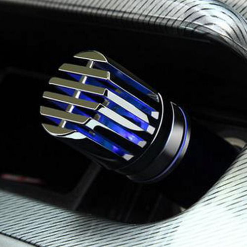 para vehiculo electrodomestico purificador aire negro