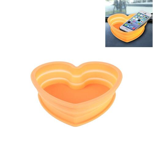 para vehiculo estiba poner orden forma corazon naranja