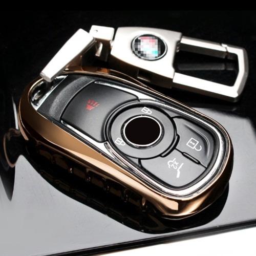para vehiculo llavero auto cubierta tpu gota prueba buick