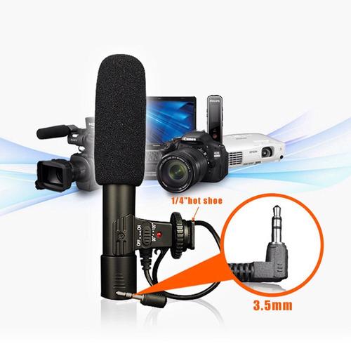para video micrófono