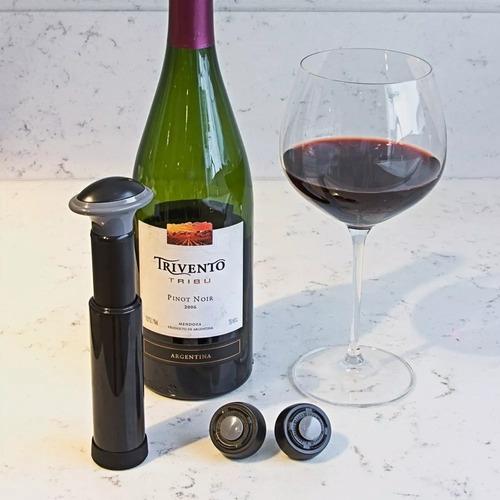 para vinhos bomba vácuo