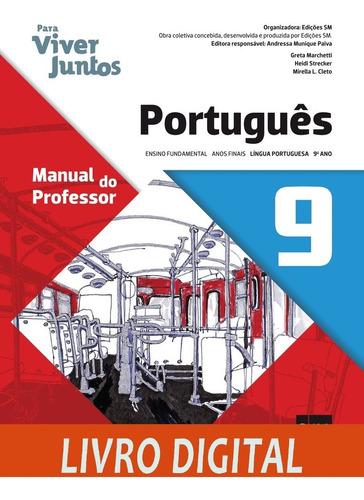 para viver juntos - língua portuguesa - ano 9