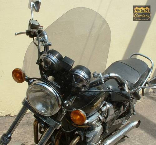 parabrisa universal sport windshield mediano motorbikes