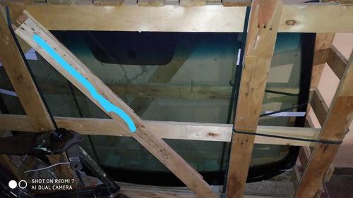 parabrisas delantero y guarda fango para renault logan