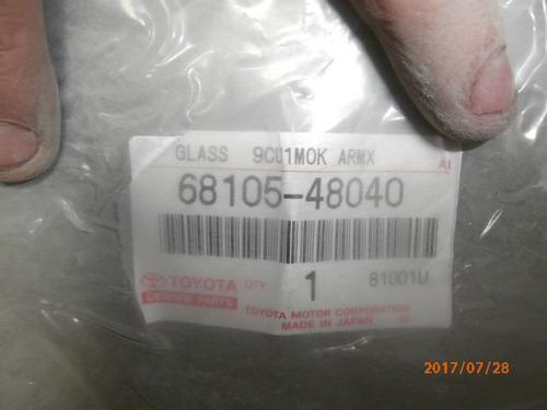 parabrisas trasero lexus  rx 300 98/ 2000