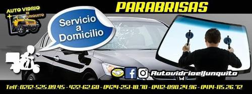 parabrisas y vidrios automotriz